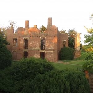 Ruins at Barboursville