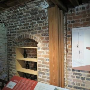 Monticello-Wine Cellar