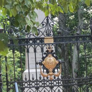 Monticello-Jefferson's Grave